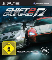Need For Speed: Shift 2 - Unleashed (Sony PlayStation 3, 2011)