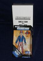DC Universe Classics UNCLE SAM Action Figure Mattel Club Infinite Earths