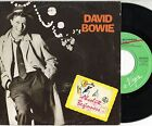 DAVID BOWIE disco 45 giri MADE in ITALY Absolute beginners STAMPA ITALIANA 1986