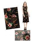 AF-11 W 1.1* L 1.2 M Printing DIY Handmade Stretch Satin Silk Clothing Fabric