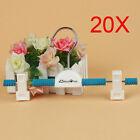 New Child Blue S 27 CM Non-Slip Sponge Trouser Rack Hook Wholesale Lots 20 PCS