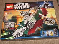 LEGO STAR WARS SET 8097 SLAVE 1  JANGO FETT MISB MINT IN SEALED BOX NEW