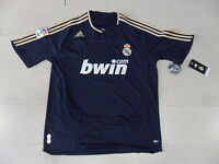 1075 TG XL REAL MADRID CAMISETA CAMISETA CARRERA MATCH SHIRT JERSEY TRIKOT