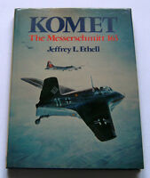 Aeronautica Aircraft  - Komet the Messerschmitt 163 - Ed.1978