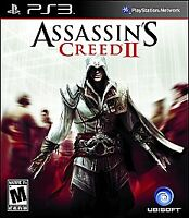 Assassin's Creed II (Sony PlayStation 3, 2009)