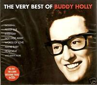 THE VERY BEST OF BUDDY HOLLY 2 CD BOX SET