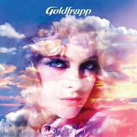 GOLDFRAPP Head First CD BRAND NEW Headfirst