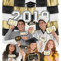 Party City 2019 Graduation Super Photo Booth Kit