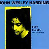 John Wesley Harding Pett Levels - The Summer EP CD *SEALED*