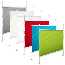 Stores plissés installation rapide Rollo stores opaques pour fenêtres f141