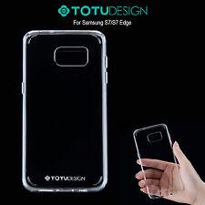 Samsung Galaxy S7 S7 Edge Original TOTU Soft Series Cover For Samsung S7 S7 Edge