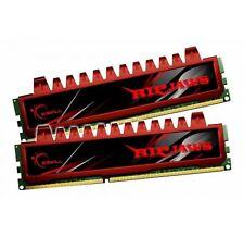 GSKILL F3-10666CL9D-8GBRL (2x4GB) DDR3-1333 PC3-10666 4096MB x2 CL9-9-9-24