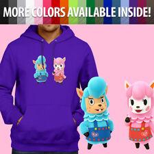 Nintendo Animal Crossing Reese Cyrus Kawaii Pullover Sweatshirt Hoodie Sweater
