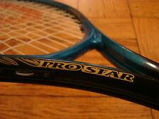 WILSON PRO STAR OversizeTennis Racquet Grip 4 1/2 TENNIS RACKET w Strings