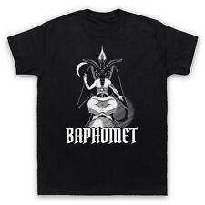 BAPHOMET OCCULT SABBATIC GOAT DEITY IDOL SYMBOL GOD MENS WOMENS KIDS T-SHIRT