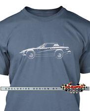 Triumph TR8 Coupe Men T-Shirt - Multiple Colors and Sizes - British Classic Car