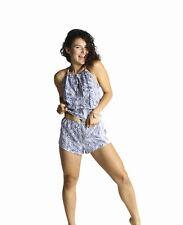 pjMe Fern Cotton Halter Top - Women's sleepwear blouse pyjama set top