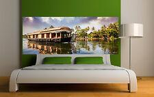Sticker headboard bed decoration wall peniche ref 3681 (5 dimensions)