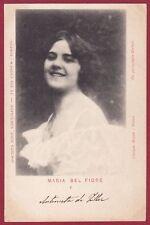 MARIA BEL FIORE 01 ATTRICE circa 1900