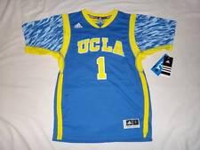 NWT Adidas UCLA Bruins March Madness  1 NCAA Basketball Swingman YOUTH  Jersey 52a2d9ba7