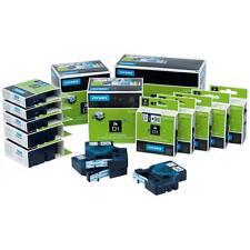 DYMO D1 Schriftbandkassetten 6, 9, 12, 19mm x 7m LabelManager,Writer Auswahl