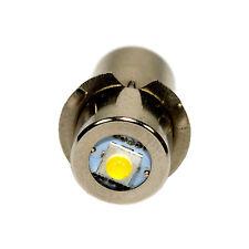 High Power Upgrade Bulb 3W LED 100LM for Dewalt 900, 9000 Series Flashlights
