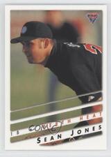 1995 Futera Australian Baseball Sean Jones #31