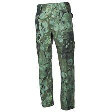 Pantaloni da combattimento USA, Rip Stop, verde cacciat MF 01334H