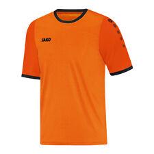 Jako Leeds Camiseta manga corta naranja negro F19