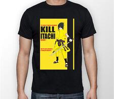 Tuer Itachi Sasuke Naruto Kill Bill Anime unisexe T-Shirt T-shirt Tee Toutes Tailles