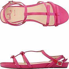 Paul Smith sandale satin Ondulations, ondulations satin sandals