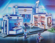 Playmobil -- Pièce de rechange -- Commissariat de police -4263/4264/7363/7394 --