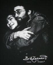 Bill zygmant image emblématique de John Lennon Yoko Ono édition limitée NEUF Beatles