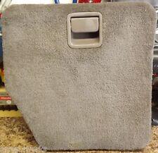 94-97 OEM USDM Honda Accord wagon rear trunk side box assembly lid / cover RR