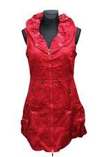 Neue Franstyle Tunika Strap Kleid geschichtet Look GLAMZ 40 bis 50
