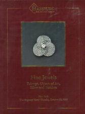 HABSBURG Faberge Russian WOA JEWELS Cartier Tiffany Van Cleef Vertu Catalog 1990