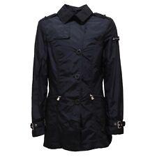 3395T giacca antivento bimba PEUTEREY BUCKROE blu trench jacket kid