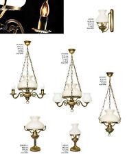 LED Deckenleuchte Pendelleuchte Wandlampe Tischlampe Kronleuchter