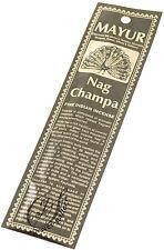 Mayur Nag Champa Incienso (8 palos por Paquete) - 2663