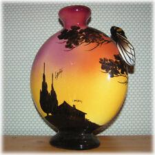 Grand Vase à la cigale   BERTY  SAINT JEAN DU DESERT