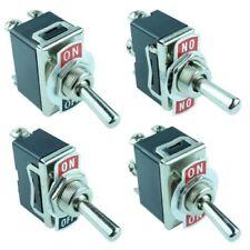 Standardgröße Kippschalter Schraubklemmen 10A 250VAC AC - Doppel oder einpolig