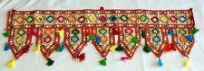 Indian Handicrafts Vintage Ethnic Traditional Toran Door valance Window Toppers