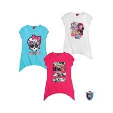 Mini Vestido Camiseta Monster High Original T-shirt Mini Dress