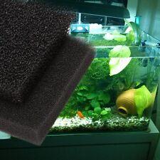 Media Block Biochemical Pond Fish Tank Filter Foam Aquarium Sponge Pads 100x12cm