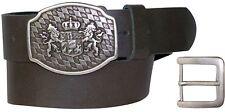 fronhofer Cinturón de vestido, con bayernschnalle, hombre, Traje EMBLEMA