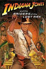 Raiders of the Lost Ark Película Clásico Cartel A0-A1-A2-A3-A4-A5-A6-MAXI - C106