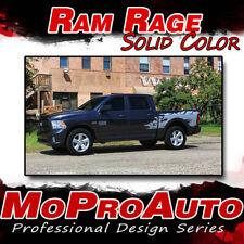2010 Dodge Ram RAGE Solid Color Truck Bed 3M Vinyl Graphics Decals Stripes R13