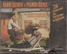 Nanni RiCORDI Franco CREPAX 28 Canzoni Originali 2 MC