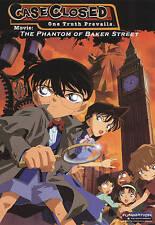 Case Closed: The Phantom of Baker Street New DVD