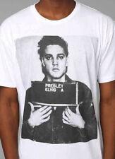 Elvis Mugshot.. Custom Graphic T-Shirt